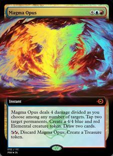 Magma Opus [PRM]