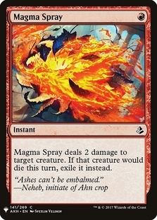 Magma Spray