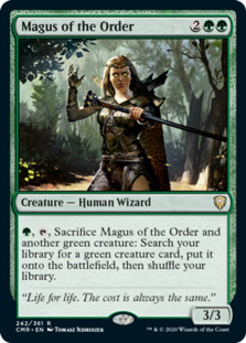 Magus of the Order [CMR] (F)