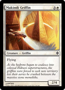 Makindi Griffin