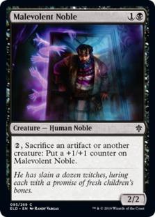 Malevolent Noble