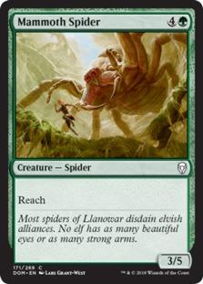 Mammoth Spider