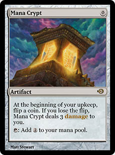 Mana Crypt [PRM] (F)