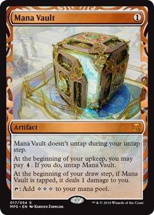 Mana Vault [MS2] (F)