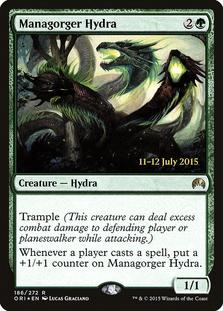 Managorger Hydra [PRM-PRE] (F)