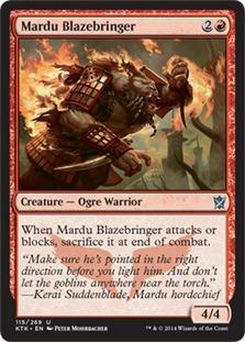 Mardu Blazebringer