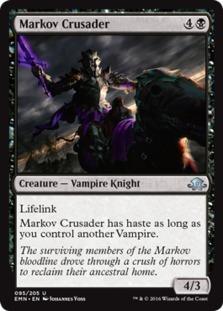 Markov Crusader