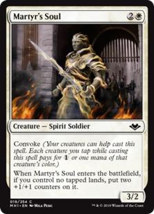 Martyr's Soul