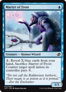 Martyr of Frost [DD3_JVC]