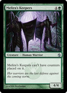 Melira's Keepers