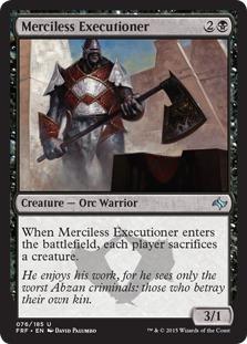 Merciless Executioner