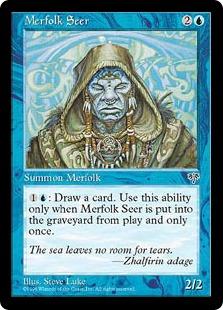 Merfolk Seer