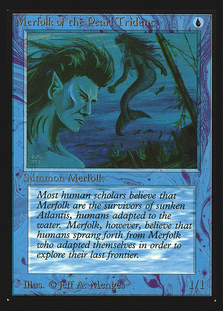 Merfolk of the Pearl Trident [CED]