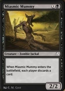 Miasmic Mummy [ANA]