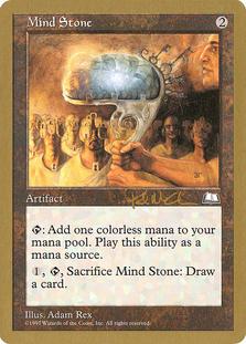 Mind Stone <Paul McCabe> [WC97]