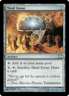 Mind Stone [10E] (F)