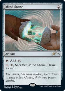 Mind Stone [PRM-WPN] (F)