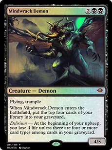 Mindwrack Demon [PRM]