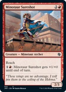 Minotaur Sureshot
