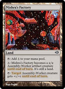 Mishra's Factory <Alt. 1> [PRM] (F)