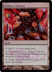Mishra's Factory [PRM-JUD] (F)
