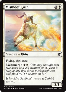 Misthoof Kirin