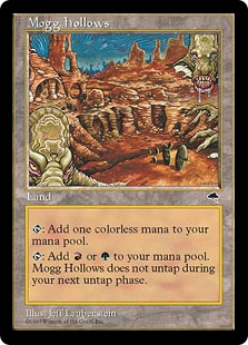 Mogg Hollows [TE]