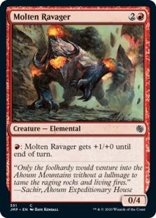 Molten Ravager