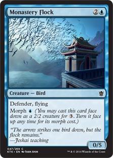 Monastery Flock