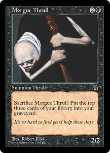 Morgue Thrull [ST]