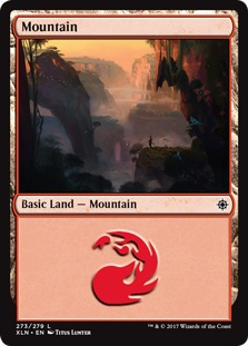 Mountain <273> [XLN]