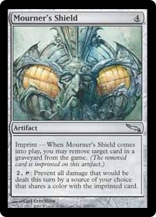 Mourner's Shield