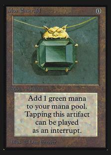 Mox Emerald [CED]