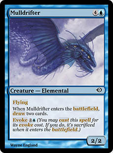 Mulldrifter [PRM] (F)