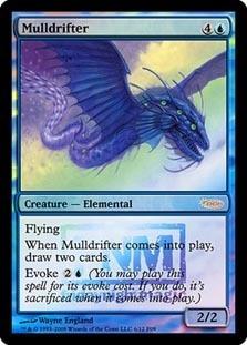 Mulldrifter [PRM-FNM] (F)