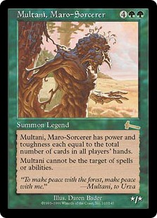 Multani, Maro-Sorcerer [UL]