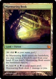 Murmuring Bosk [V12] (F)