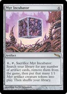 Myr Incubator
