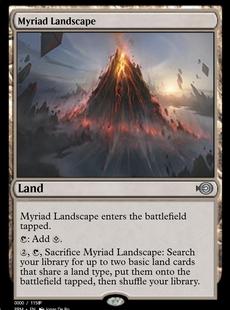 Myriad Landscape [PRM] (F)