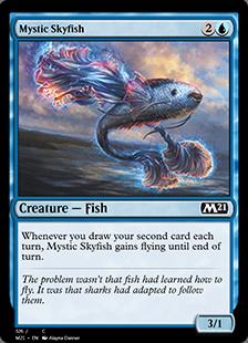 Mystic Skyfish