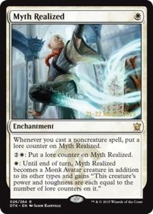 Myth Realized [PRM-PRE] (F)