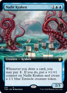 Nadir Kraken <extended> [THB] (F)