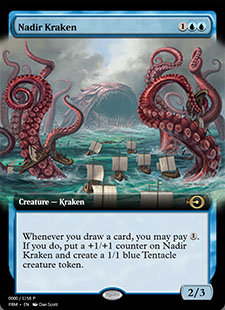Nadir Kraken [PRM] (F)