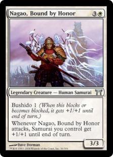 Nagao, Bound by Honor