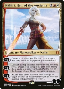 Nahiri, Heir of the Ancients
