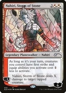 Nahiri, Storm of Stone [PSLD] (F)