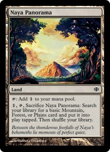 Naya Panorama [ALA] (F)