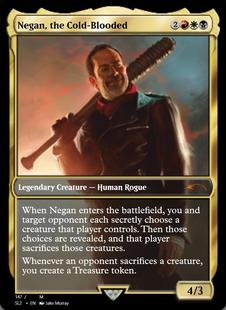 Negan, the Cold-Blooded [SL2]