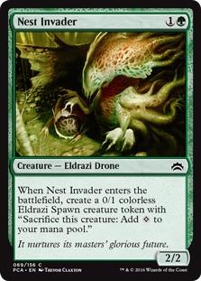 Nest Invader