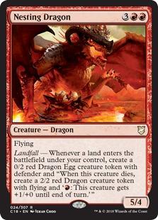 Nesting Dragon